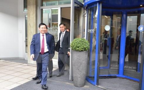 Vietnam espera firmar pronto el Tratado de Libre Comercio con la AELC - ảnh 1