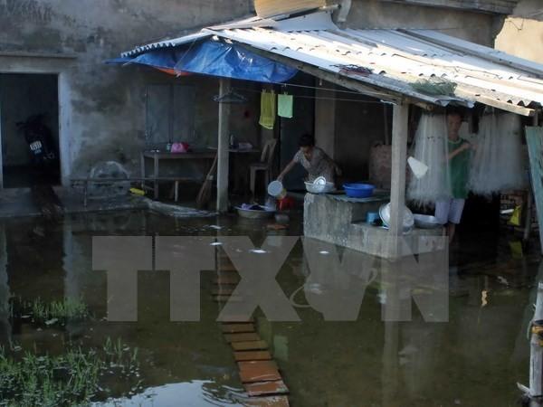 Vietnam se esfuerza para superar las consecuencias del tifón Doksuri - ảnh 1