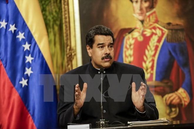 Maduro llama a Trump a respetar la soberanía de Venezuela - ảnh 1