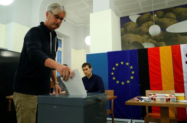 Cómo afectan las elecciones generales de Alemania a la Unión Europea - ảnh 1