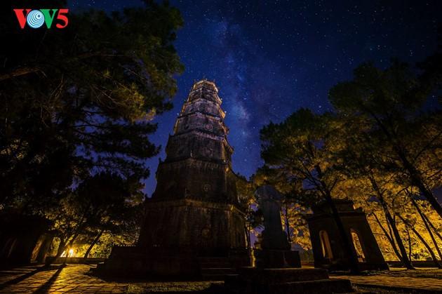 Momentos bellos de la antigua ciudad imperial de Hue - ảnh 16