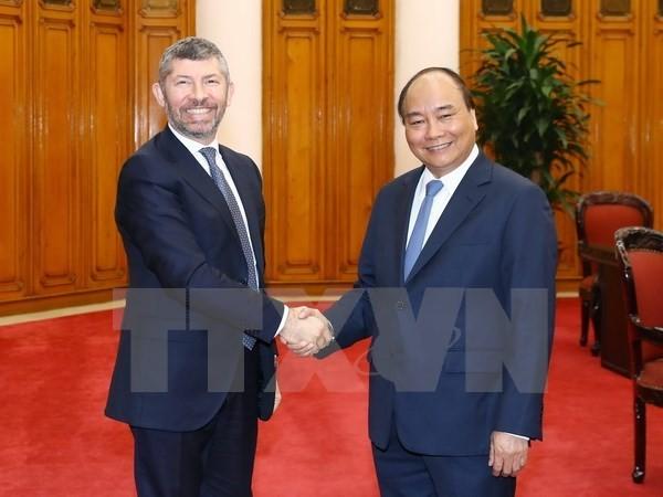 Vietnam desea recibir más inversiones de Italia - ảnh 1