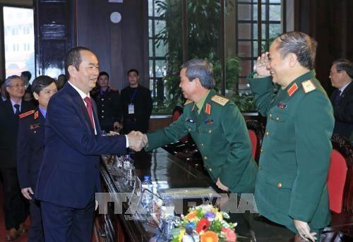 Presidente vietnamita dirige las nuevas tareas para el sector fiscal nacional - ảnh 1