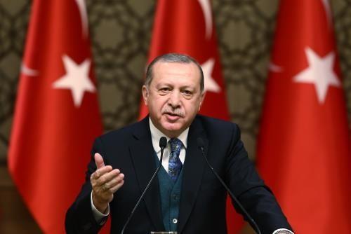 Turquía quiere mejorar relaciones con Alemania y la Unión Europea - ảnh 1