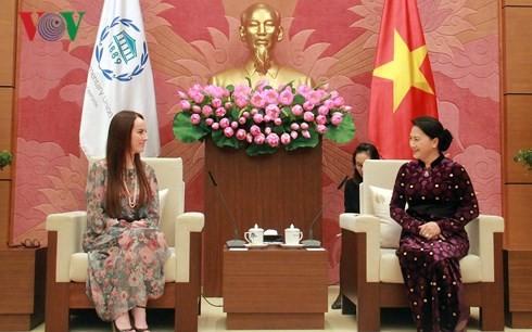 Fortalecen la participación vietnamita en las actividades de la UIP - ảnh 1