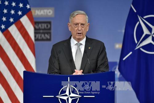 Secretario de Defensa de Estados Unidos inicia visita Vietnam - ảnh 1