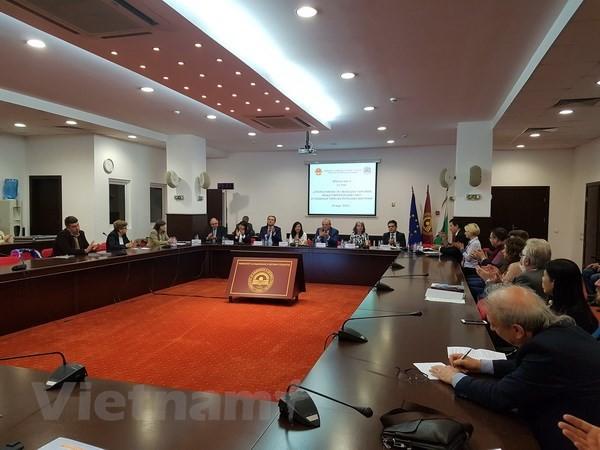 Celebran conferencia sobre Tratado de Libre Comercio Vietnam-Unión Europea en Bulgaria - ảnh 1