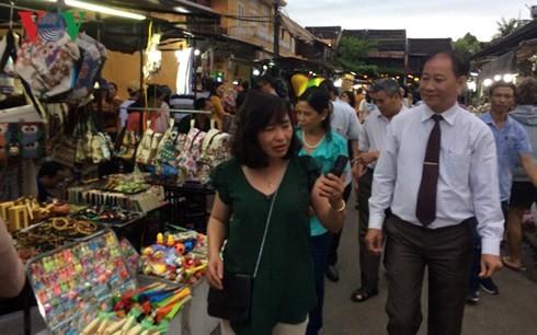 Hoi An, ciudad atractiva para los turistas - ảnh 1