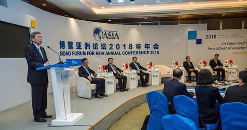 Foro Asiático de Boao 2018, por una Asia abierta y renovada y un mundo más próspero - ảnh 2