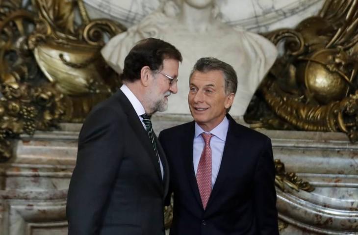 Argentina y España abogan por un pronto acuerdo entre Mercosur y Unión Europea - ảnh 1