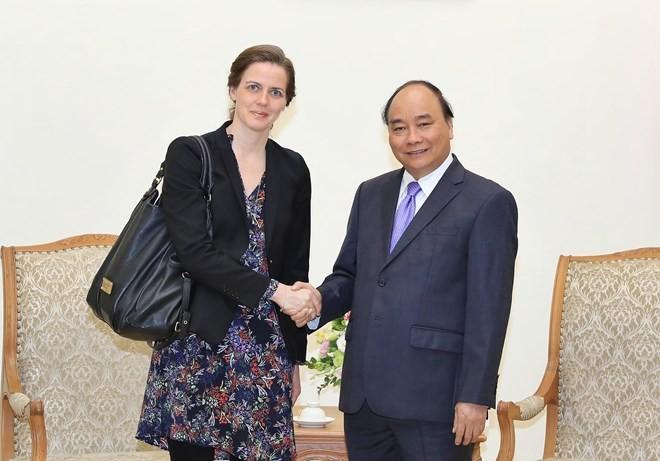 Vietnam espera recibir más asistencia de Dinamarca en salud - ảnh 1
