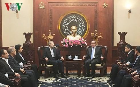 Ciudad Ho Chi Minh dispuesta a promover cooperación con Irán - ảnh 1