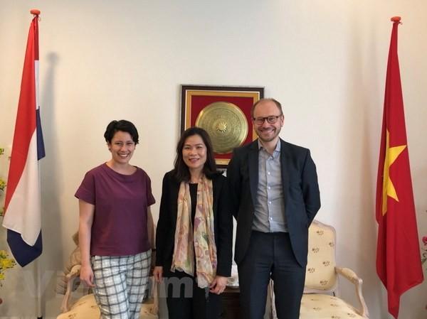 Vietnam espera promover colaboración en gestión de agua con Países Bajos - ảnh 1