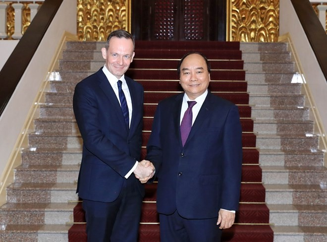 Vietnam aspira a impulsar cooperación con estado alemán de Renania-Palatinado - ảnh 1