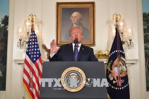 Donald Trump invita a Vladimir Putin a visitar Estados Unidos - ảnh 1