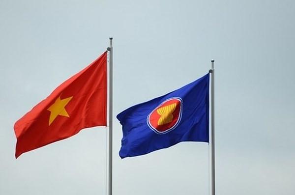 Vietnam aporta a la construcción de una comunidad de la Asean solidaria y fuerte - ảnh 1
