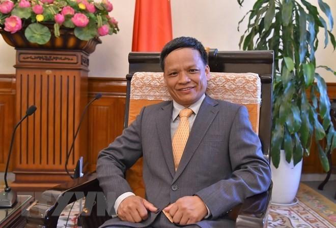 Diplomático vietnamita elegido segundo vicepresidente de la Comisión de Derecho Internacional - ảnh 1