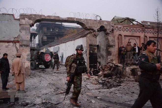 Consejo de Seguridad de ONU condena ataques terroristas en Afganistán - ảnh 1