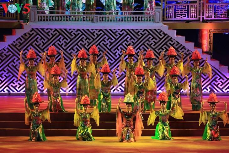 Espectáculos artísticos internacionales en Festival de Hue 2018 - ảnh 1