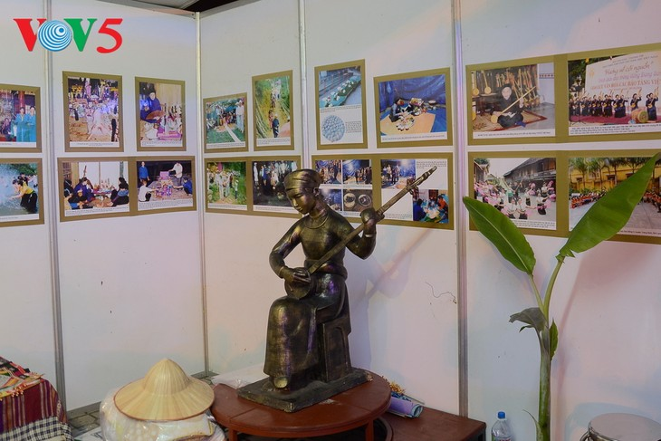 Actividades atractivas en sexto Festival de Canto Then-Cítara Tinh en Ha Giang - ảnh 1