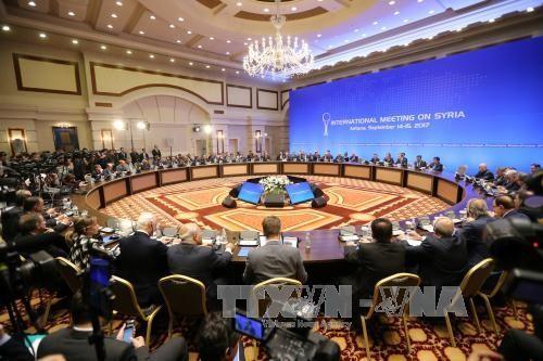 Dispuestas las partes para nuevas conversaciones de paz sobre Siria en Kazajstán - ảnh 1