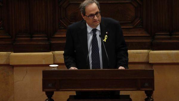 Independentistas catalanes no consiguen elegir nuevo líder en Parlamento - ảnh 1