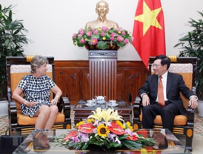 Vietnam aspira a estrechar los vínculos comerciales e inversionistas con España - ảnh 1