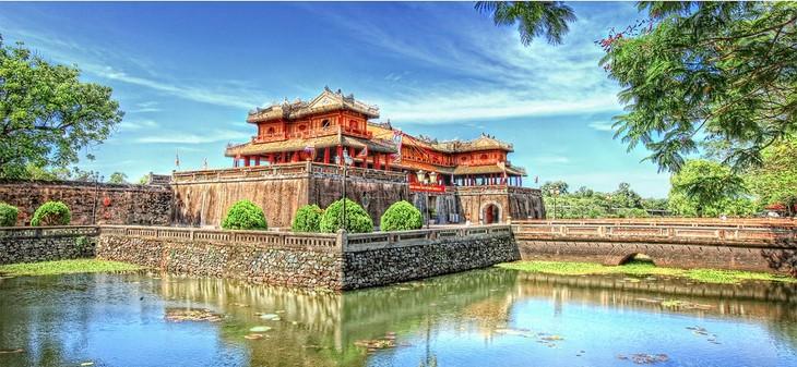 Complejo de reliquias de la antigua ciudadela de Hue, Patrimonio Cultural mundial en Vietnam - ảnh 1