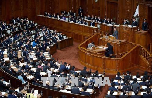 Cámara Baja de Japón aprueba el renovado acuerdo de asociación transpacífico - ảnh 1