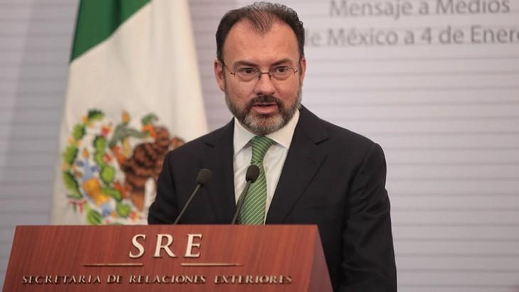 México presenta una queja oficial por comentarios de Donald Trump sobre migrantes - ảnh 1