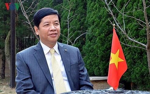 Embajador vietnamita en Japón valora de excelentes las relaciones entre los dos países - ảnh 1