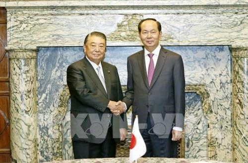 Vietnam espera profundizar la asociación estratégica con Japón - ảnh 1