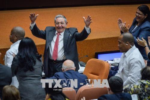 Raúl Castro como líder de nueva comisión de renovación de Carta Magna de Cuba - ảnh 1