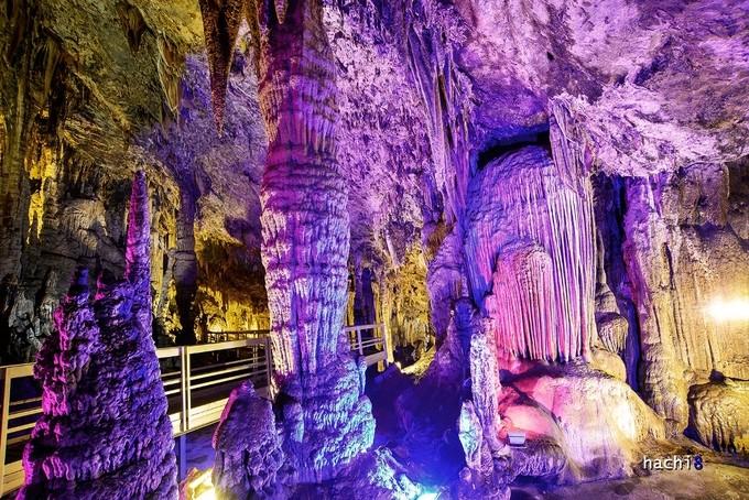 Lung Khuy, cueva de los enamorados - ảnh 2