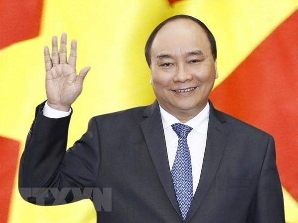 Empieza la visita a Canadá del primer ministro vietnamita - ảnh 1
