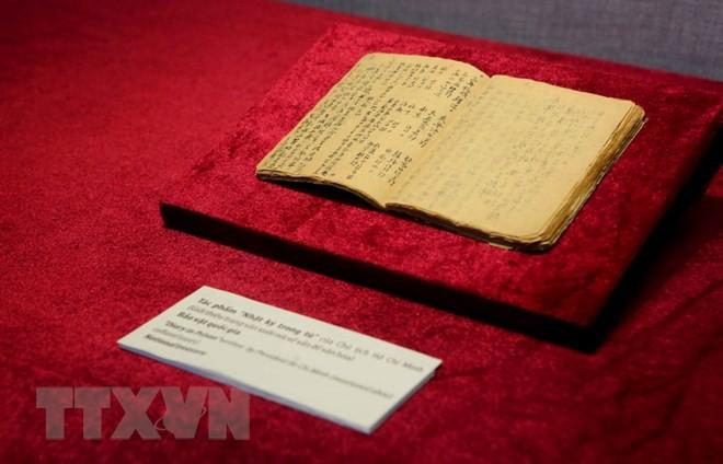 Inauguran exposición sobre la literatura y el arte durante la época de guerra de Vietnam - ảnh 1