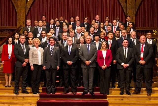 Ministros de Energía del G20 se reúnen en Argentina - ảnh 1