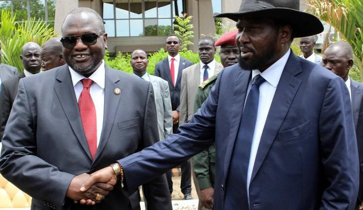 """Gobierno y rebeldes de Sudán del Sur llegan a acuerdos sobre """"algunos puntos"""" - ảnh 1"""