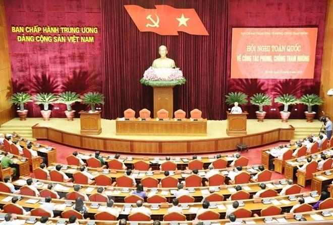 Expertos rusos elogian los esfuerzos anticorrupción de Vietnam - ảnh 1