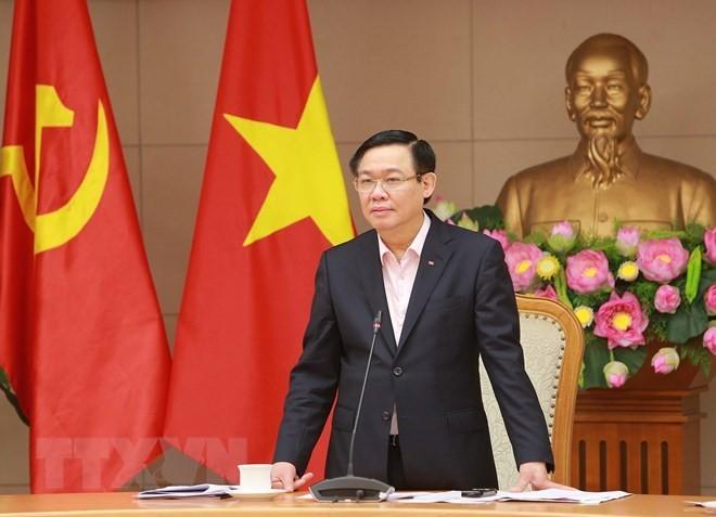 Vicepremier vietnamita finaliza su visita a Estados Unidos - ảnh 1