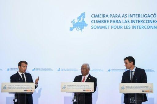 España, Portugal y Francia se comprometen a profundizar conexiones energéticas - ảnh 1
