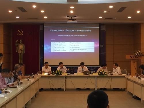 Promueven políticas destinadas a establecer economía fundamental en Vietnam - ảnh 1