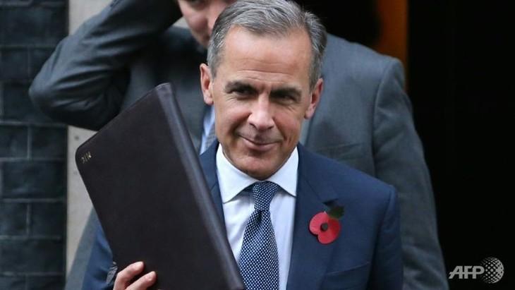 """Gobernador del Banco de Inglaterra advierte que el riesgo de un Brexit sin acuerdo es """"alto"""" - ảnh 1"""