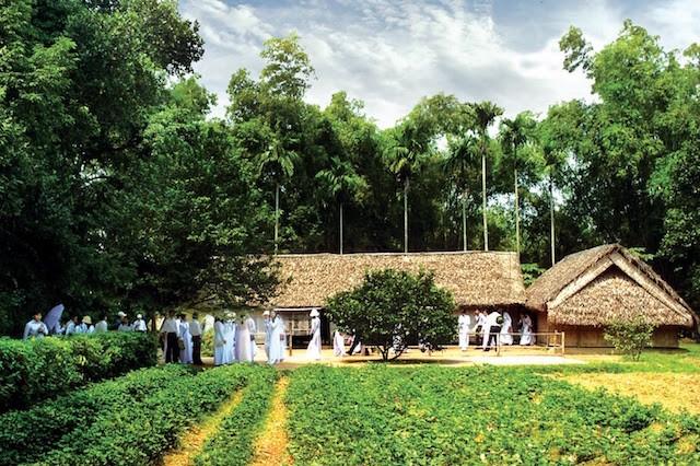 Planificarán y renovarán Zona Especial de Reliquias de Kim Lien dedicada a Ho Chi Minh - ảnh 1