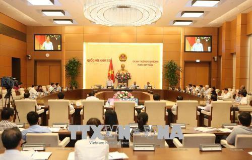 Parlamento vietnamita debate Ley de Prevención y Lucha Anticorrupción - ảnh 1