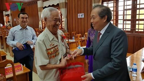 Long An conmemora el 70 aniversario del triunfo de Moc Hoa - ảnh 1