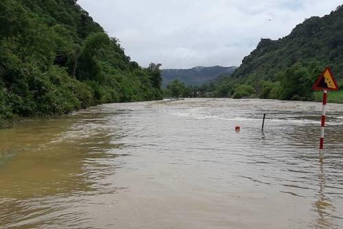 Lluvias prolongadas causan pérdidas económicas en Vietnam - ảnh 1