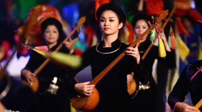 Preservan la música tradicional de las minorías étnicas vietnamitas - ảnh 1