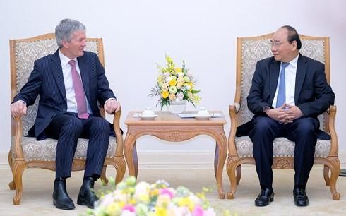 Vietnam y Nueva Zelanda determinados a fortalecer cooperación comercial - ảnh 1