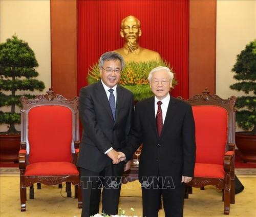 Vietnam estrecha la colaboración con China e Indonesia - ảnh 1